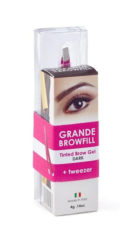 GrandeBROW Fill & Tweezer Set