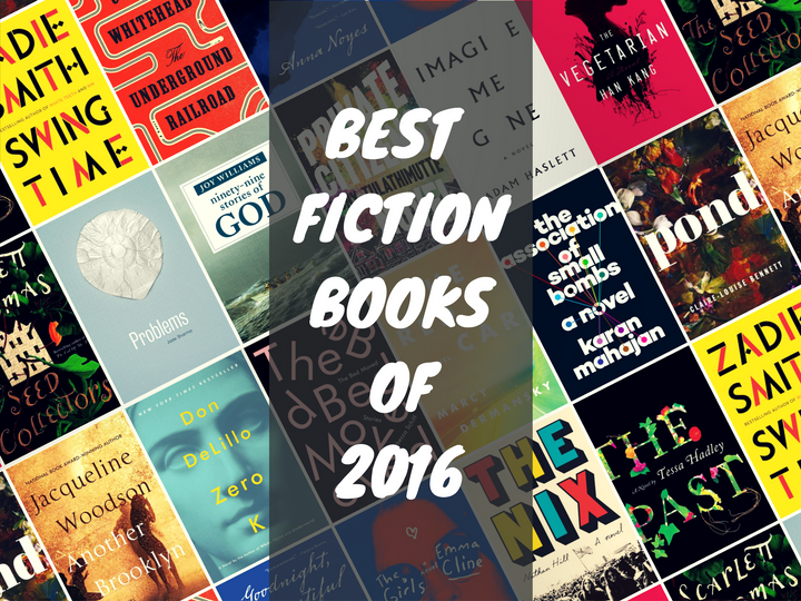 The 18 Best Fiction Books Of 2016 | HuffPost