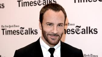 NEW YORK, NY - NOVEMBER 18:  Tom Ford attends TimesTalks featuring Tom Ford on 'Nocturnal Animals' at TheTimesCenter on November 18, 2016 in New York City.  (Photo by Andrew Toth/WireImage)