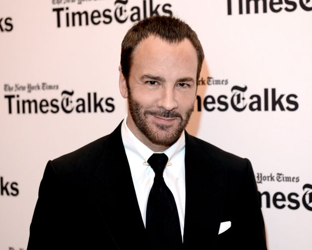 Tom Ford: 'All men should be penetrated at least once'