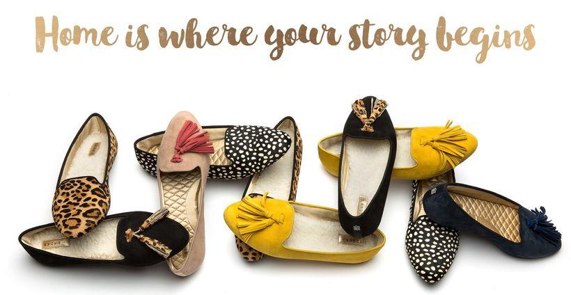Birdie assorted slippers