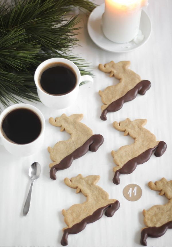 Awesome 7 Christmas Cookies That Are Almost Too Cute To Eat The Easy Diy Christmas Decorations Tissureus