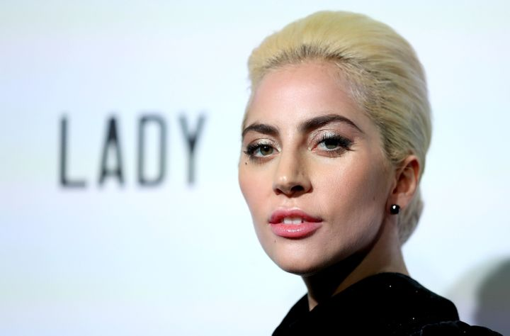 "Lady Gaga says that ""kindness"" has helped her fight her PTSD."