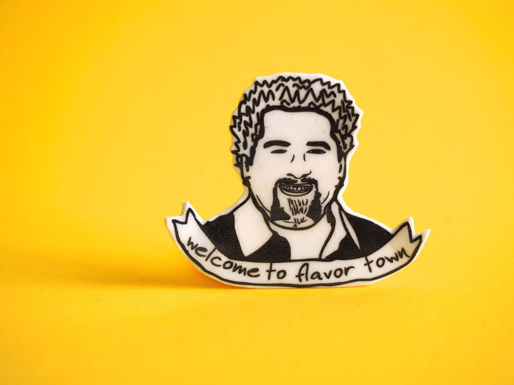 """<a href=""""https://www.etsy.com/listing/232541043/guy-fieri-pin-welcome-to-flavor-town?ga_order=most_relevant&ga_search_typ"""