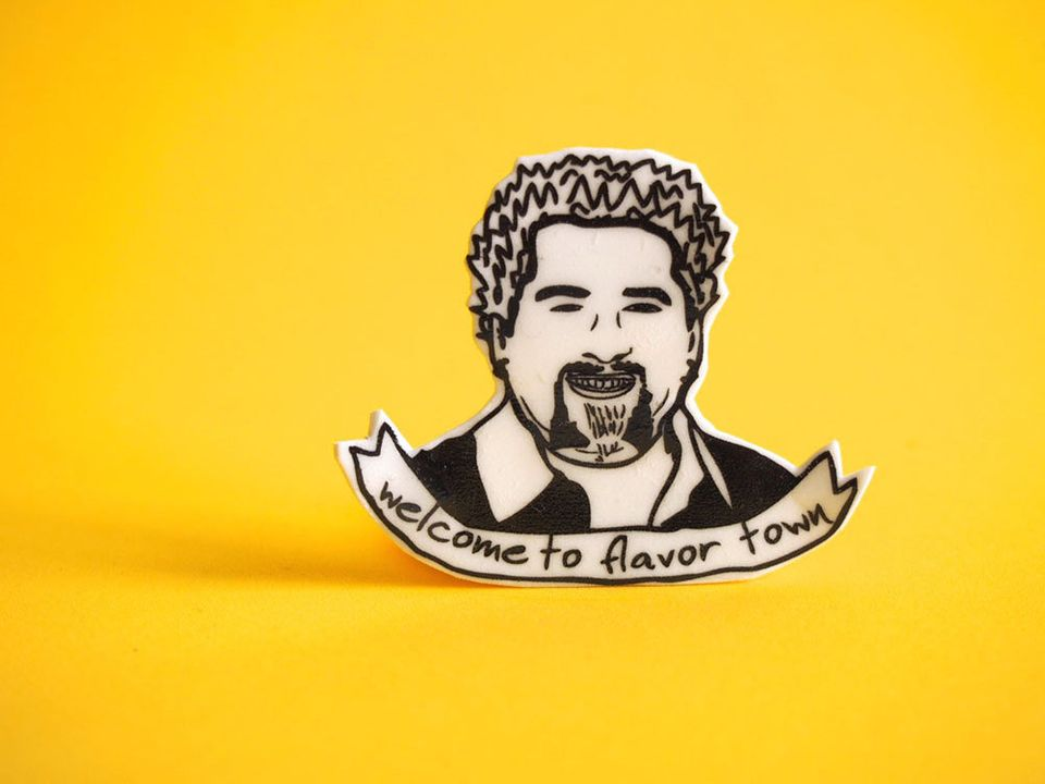 """<a href=""""https://www.etsy.com/listing/232541043/guy-fieri-pin-welcome-to-flavor-town?ga_order=most_relevant&amp;ga_search_typ"""