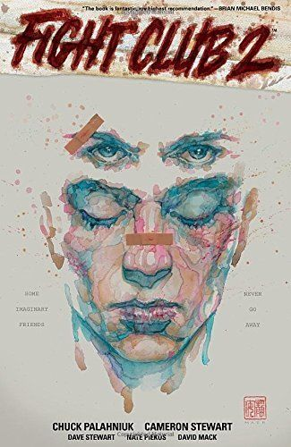 'Fight Club' Author Reflects On Violence And Masculinity, 20 Years