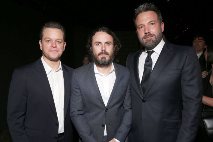 Casey Affleck Sexual Harassment
