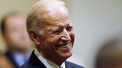 Watch Joe Biden's Emotional Return To The