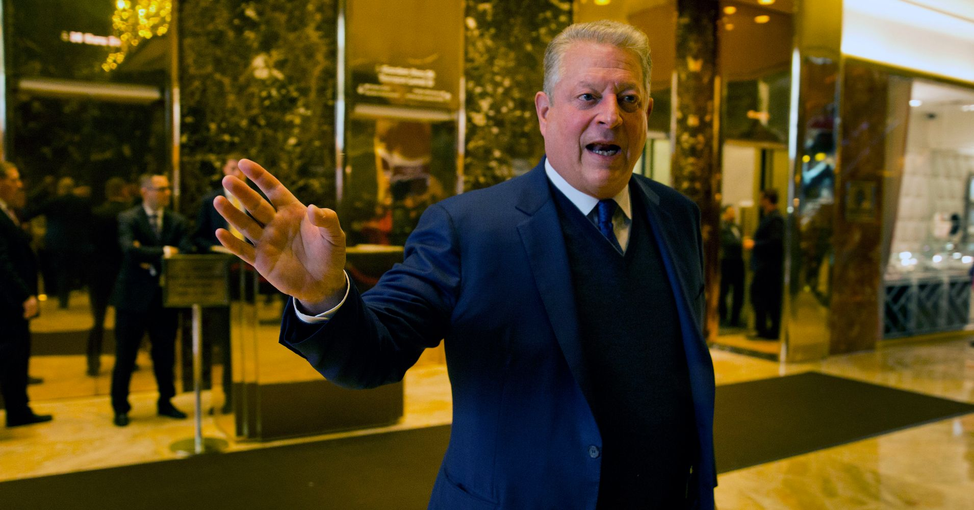 Al Gore Climate Threat Is Way More Dire Than Donald Trumps Victory Huffpost
