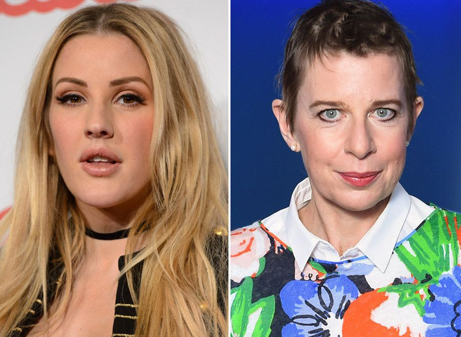 Ellie Goulding Has Challenged Katie Hopkins To A Boxing Match And Everyone Is Behind