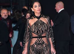 We Can't Take Our Eyes Off Nicole's British Fashion Awards Outfit (And Neither Can Graham Norton)
