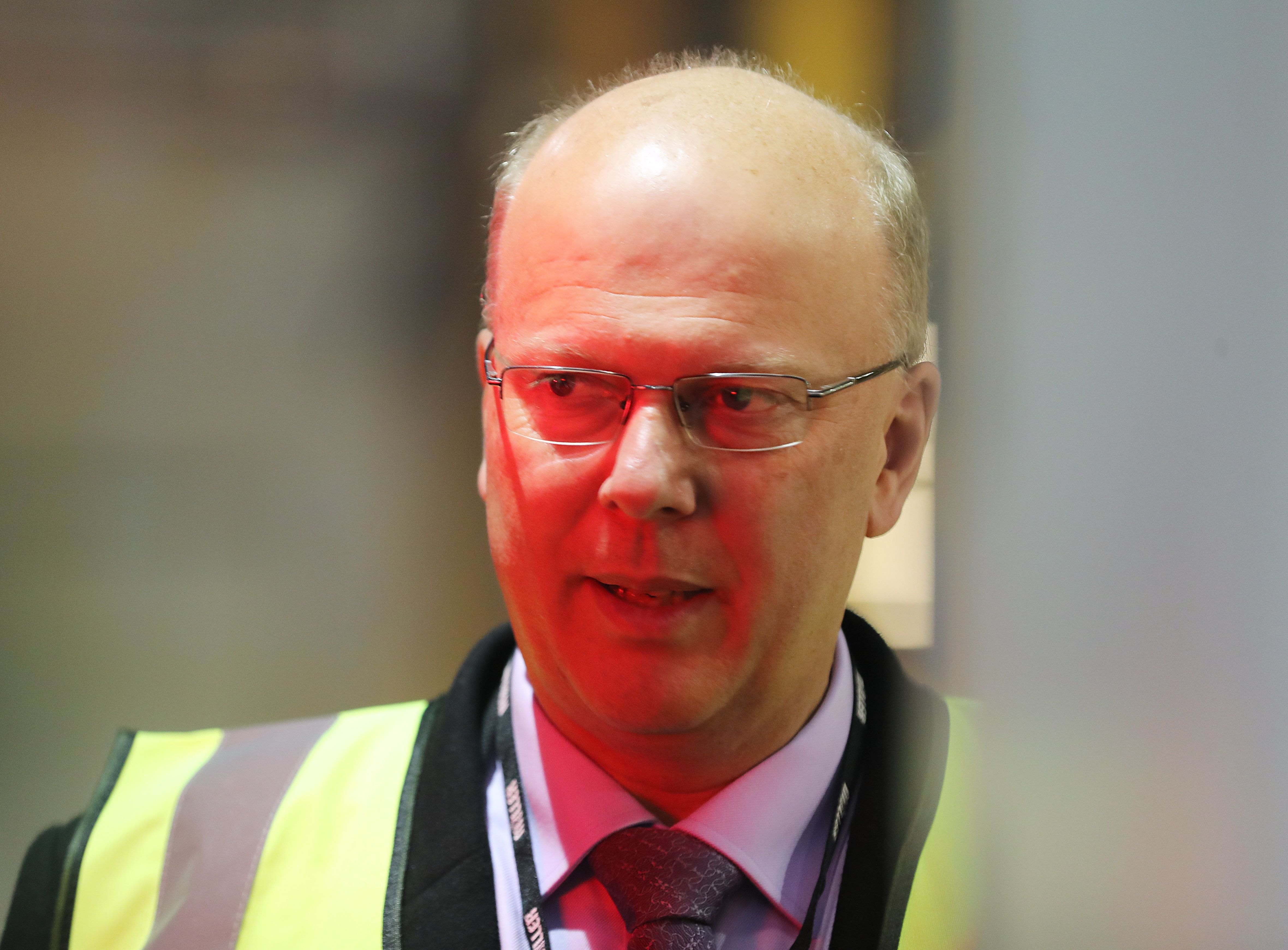 Chris Grayling Says He Is Not Privatising Network Rail Despite A Plan That Looks A Bit Like