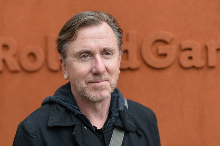 """Nobody knew what to do,"" Tim Roth (pictured in May) said of being sexually molested by his grandfather."
