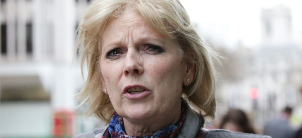 Anna Soubry Is Furious At Being Called A 'Traitor' For Daring To Ask About Brexit Plan