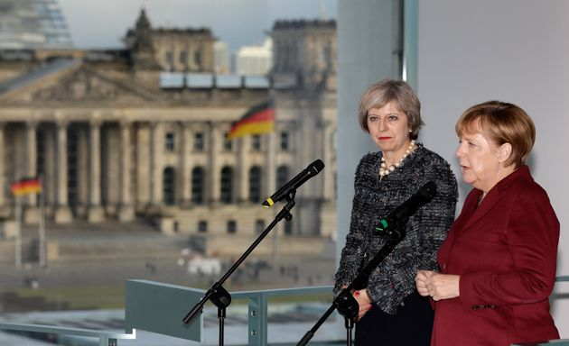 Merkel has reportedly refused to accept some of the British government's Brexit negotiating