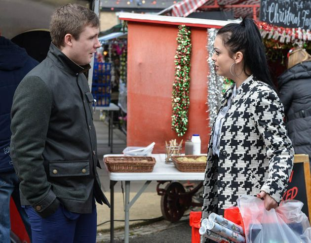 Lee Carter and Whitney Dean aren't in for a happy