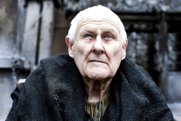 Peter Vaughan was known most recently for his role as Maester Aemon in 'Game of