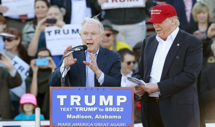 Sen. Jeff Sessions (R-Ala.) is Trump's pick to be the next attorney general. He is an outspoken opponent of comprehensive imm
