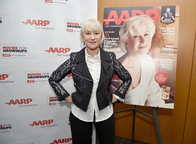 Helen Mirren Reveals The One Thing She Shouldn't Be