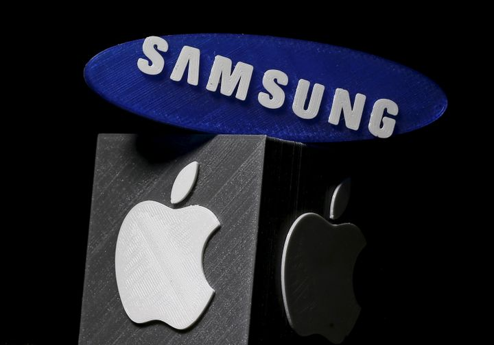 Samsung scored a symbolic victory over Apple in Tuesday's Supreme Court opinion.