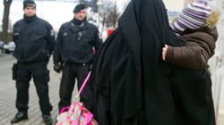 Angela Merkel Supports Partial Burka And Niqab Ban In