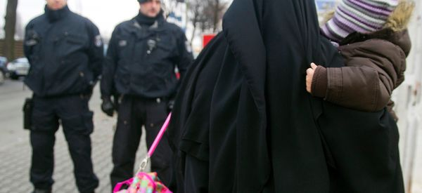 Angela Merkel Supports Partial Burka And Niqab Ban In Germany