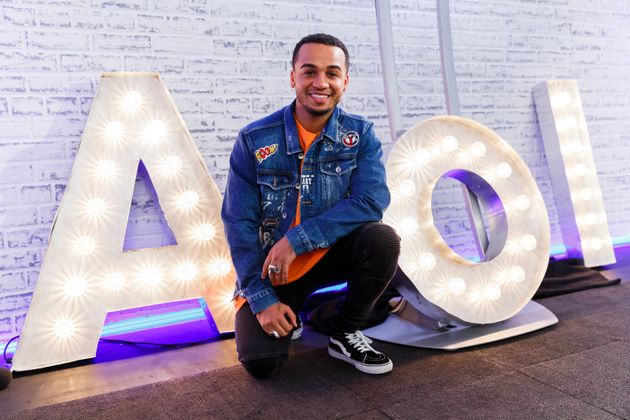 Aston Merrygold appeared on 'BUILD Series