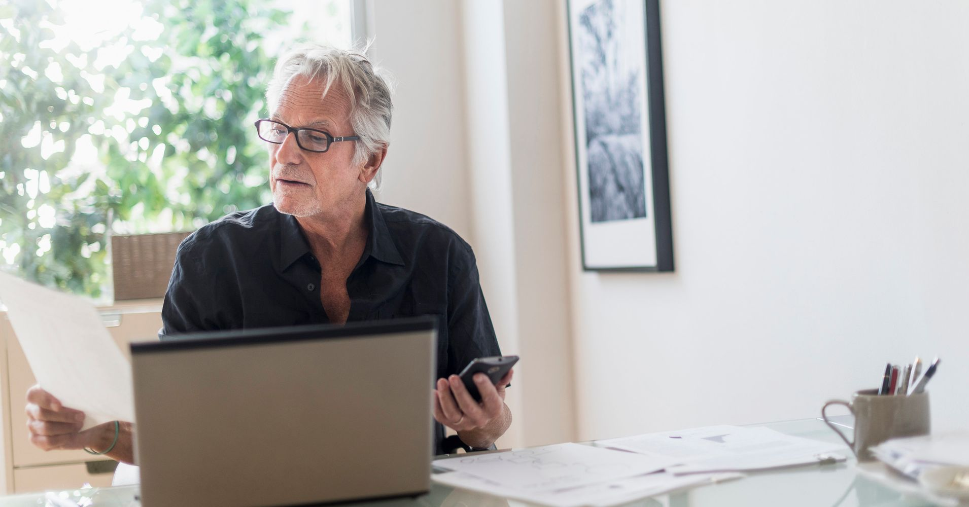 The 7 Steps To Starting Your Own Business After Age 50