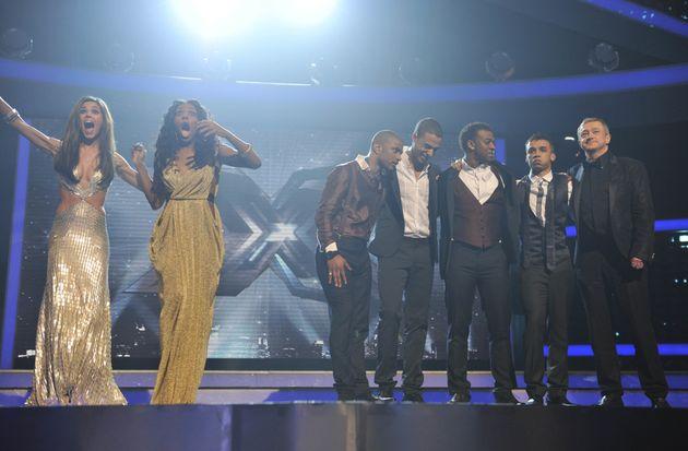 Alexandra won 'The X Factor' over