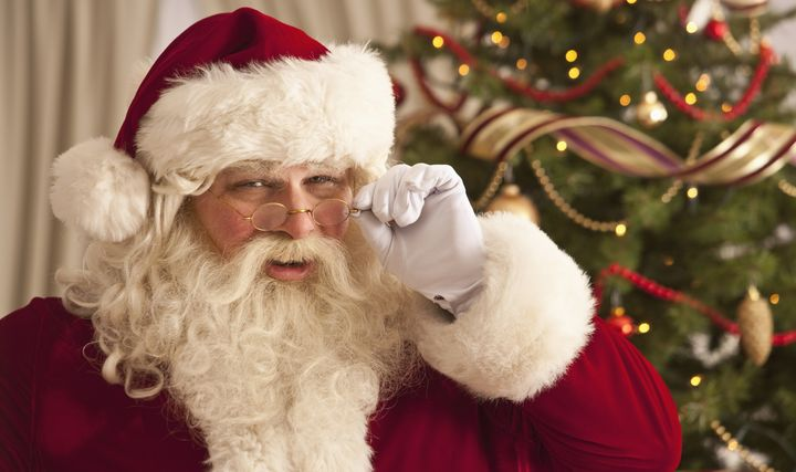 this viral post shares how to break the news about santa without making kids feel lied - Santa Claus Kids