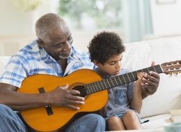 Proof That It's Never Too Late To Learn An Instrument