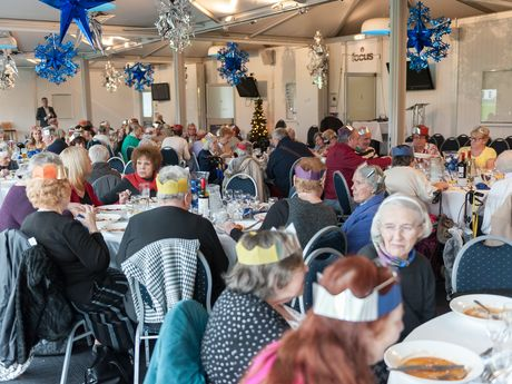 This Charity Unites Communities Because 'No Elderly Person Should Be Alone On Christmas Day'