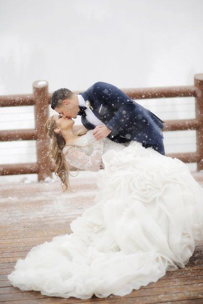 "Have you ever seen a <a href=""http://www.bridalguide.com/planning/the-details/photo-video/wedding-kiss-photos#164259"" target="