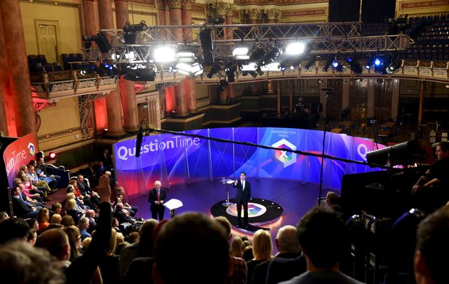 Question Time is the BBC's flagship political programme and airs on BBC One on Thursday