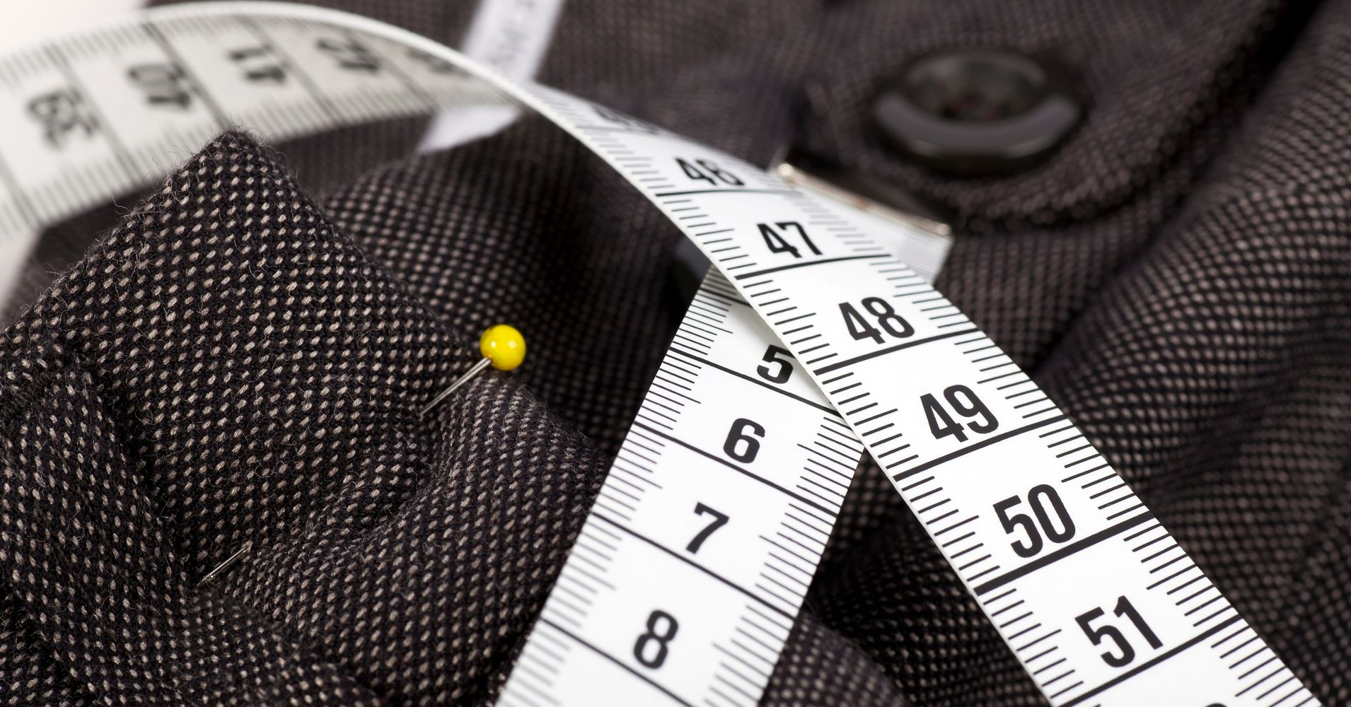 how to hem your pants without the needle and thread huffpost