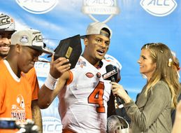 Samantha Ponder Is Living Her Dream In Sports