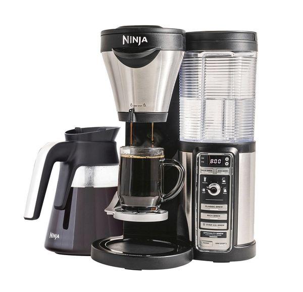 "<a href=""http://www.target.com/p/ninja-coffee-bar-maker-with-glass-carafe/-/A-21549548"" target=""_blank"">Ninja Coffee Bar coff"
