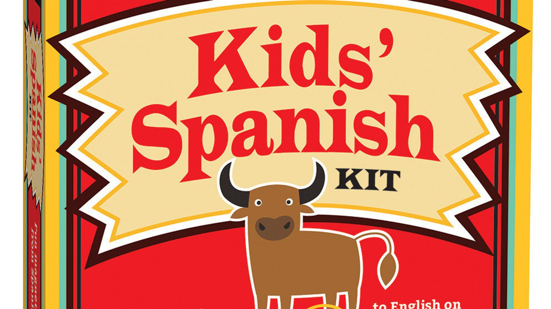 13 Gifts That Make Learning Spanish Fun For Kids | HuffPost