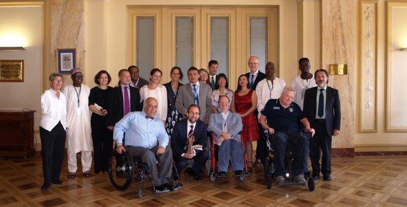 The UN Committee on the Rights of Persons with Disabilities