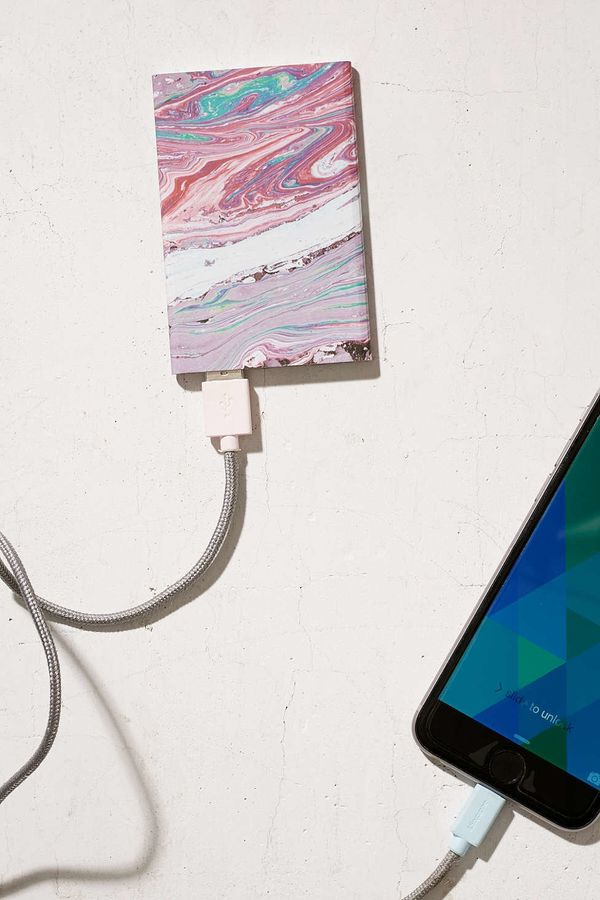 """Oil slick power portable charger, $24, <a href=""""http://www.urbanoutfitters.com/urban/catalog/productdetail.jsp?id=40215063&am"""