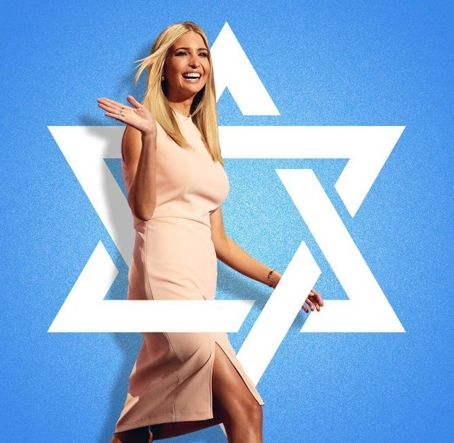 Hate crimes against Jews have spiked since Donald Trump's election. His daughter, Ivanka, converted to Judaism before her mar