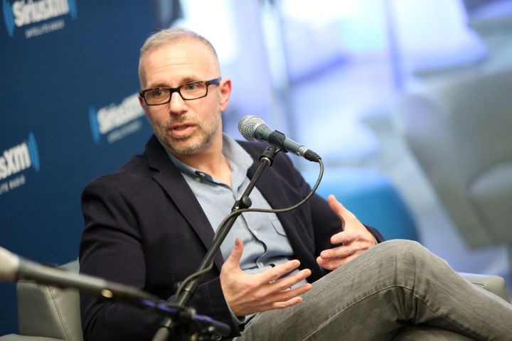 HuffPost Queer Voices' Editor-at-Large Michelangelo Signorile