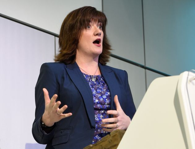 Nicky Morganwas one of those who lambasted May's choice of