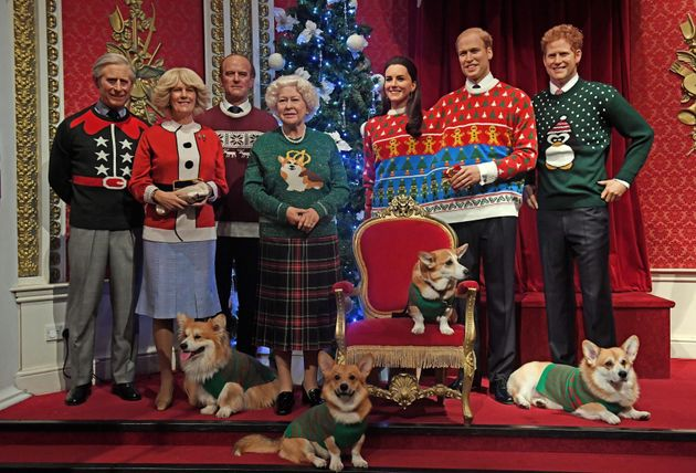 Remember That Time The Royal Family Won At Ugly Christmas