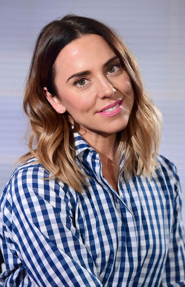 Mel C is hoping to compete for Team