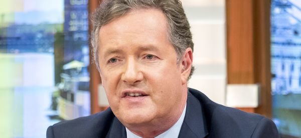 Piers Morgan Branded A 'Jackass' After Attack On The Beckhams Over Son Cruz's Single