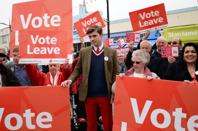 A broad coalition of voters helped secure victory for the Leave