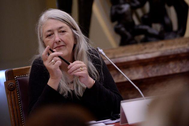 Mary Beard Accuses Ukip Donor Arron Banks Of 'Mansplaining'