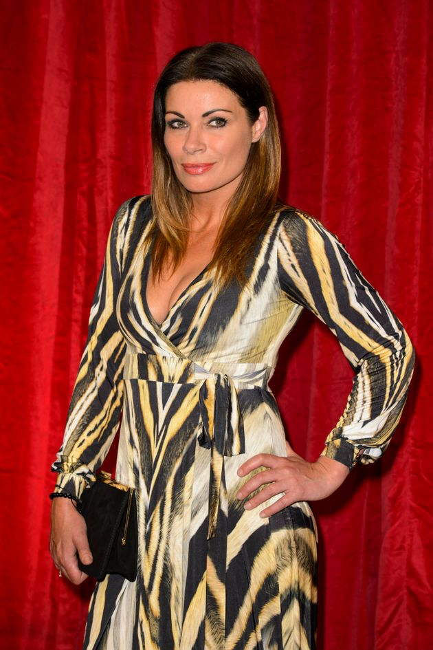 Alison King played Carla Connor on 'Coronation