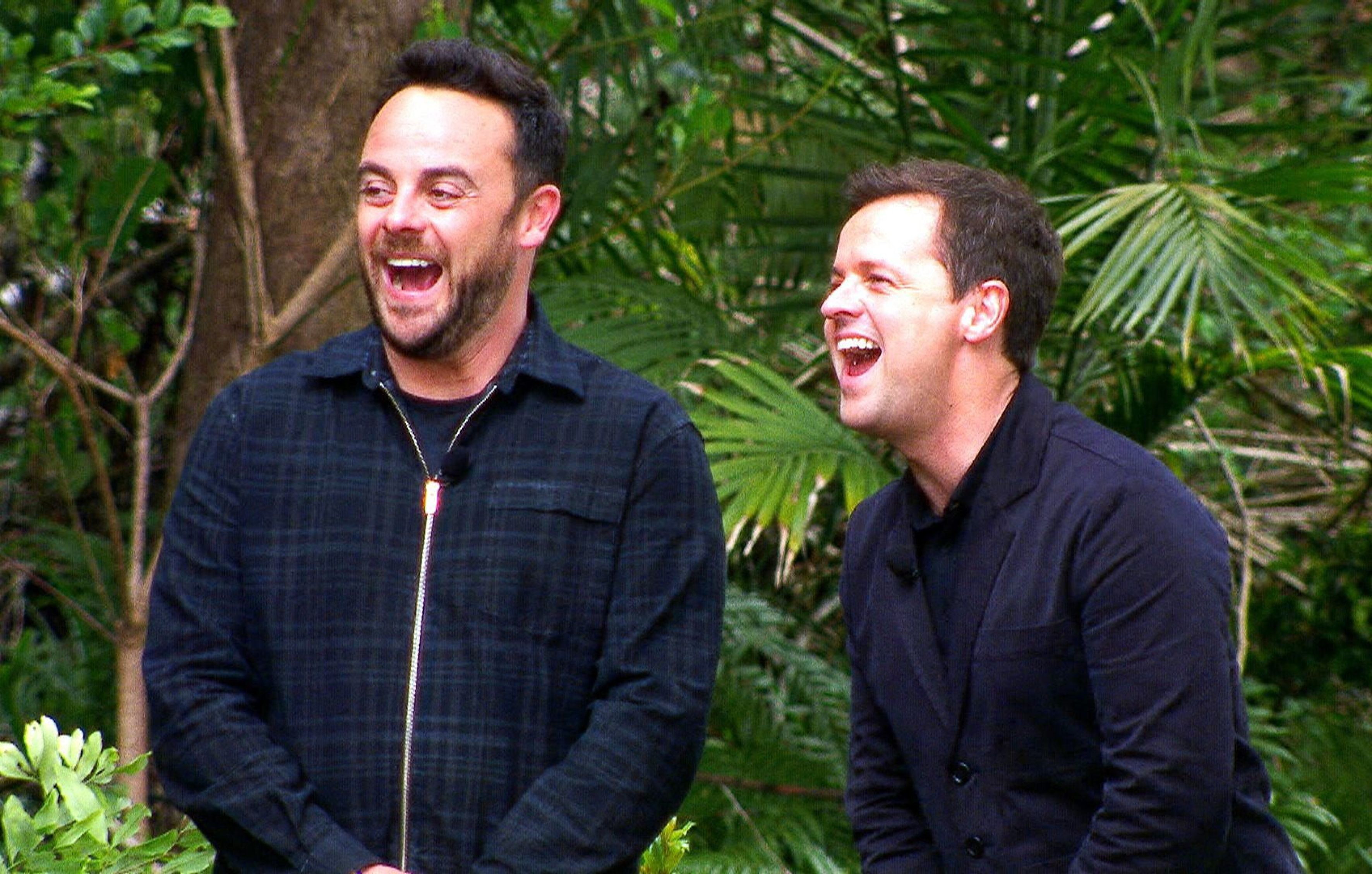 Ant And Dec's Controversial 'I'm A Celebrity' Skit About Stephen Hawking Gets His Thumbs